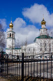 Świętej trójcy kościół archanioł, Fotografia Royalty Free