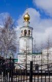 Świętej trójcy kościół archanioł, Obrazy Stock