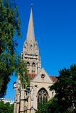 Świętej trójcy kościół Cambridge Zdjęcie Royalty Free
