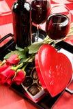 świętowania dzień s valentine Obrazy Stock
