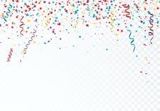 Świętowania lub festiwalu tła kolorowy szablon z r?wnie? zwr?ci? corel ilustracji wektora royalty ilustracja