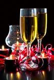 świętowania wigilii nowy s rok Obraz Stock