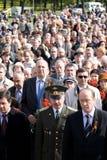 świętowanie dzień zwycięstwa Zdjęcia Royalty Free