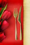 Świętowanie menu Zdjęcie Royalty Free