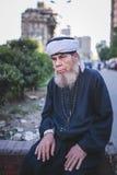 Świętowanie sposób Rifai Sufi Egipt Fotografia Royalty Free