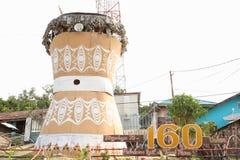 Świętowanie w Manokwari Obraz Royalty Free