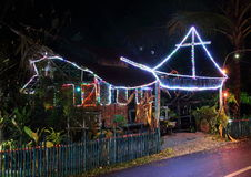 Świętowanie w Manokwari Zdjęcie Stock