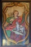 Święty Agnes Fotografia Royalty Free