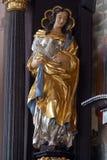 Święty Agnes Zdjęcia Stock