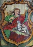 Święty Agnes Zdjęcia Royalty Free
