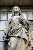Święty Agnes Rzym Obraz Stock
