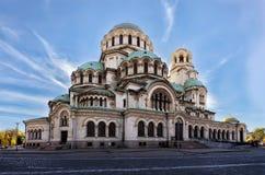 Święty Aleksander Nevsky obrazy stock