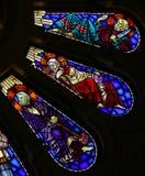 Święty Bartholomew, święty James i święty Thadeus Lesser Obraz Stock