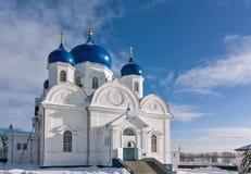 Święty Bogolyubovo monaster, Rosja obraz royalty free