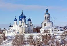 Święty Bogolyubovo monaster, Rosja obrazy stock