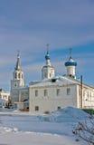 Święty Bogolyubovo monaster, Rosja obraz stock