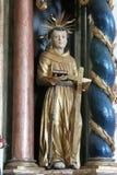 Święty Bonaventure zdjęcia stock