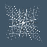 Święty geometria symbol, element lub Fotografia Royalty Free