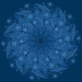 Święty geometria symbol Mandala tajemnicy element zdjęcia royalty free