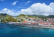 Święty George w Grenada Obrazy Stock