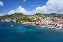 Święty George w Grenada Obraz Stock