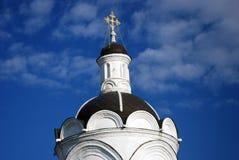Święty George Zwycięski kościół Obrazy Royalty Free