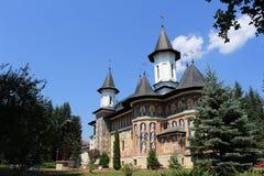 Święty Iacob kościelny Neamt Rumunia Obrazy Royalty Free