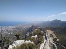 Święty Illarione Cypr fotografia stock