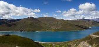 Święty jezioro Fotografia Stock