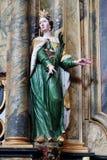 Święty Joanna zdjęcia stock