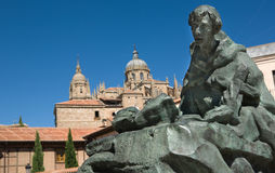 Święty John krzyż zdjęcie royalty free