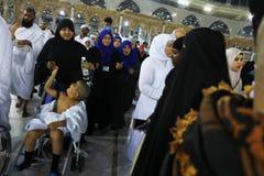 Święty Kaaba Obrazy Stock