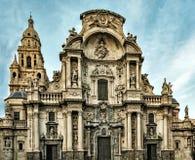 Święty Katedralny kościół Santa marÃa obraz royalty free