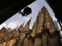 święty katedralny vitus fotografia royalty free
