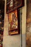 Święty kościół narodzenie jezusa Betlejem Izrael Obraz Stock