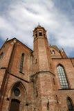święty kościół Oslo trefoldighetskirken trójca Fotografia Royalty Free
