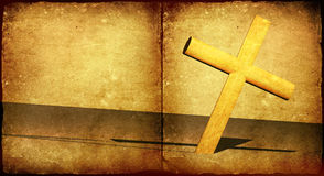 święty krzyż Zdjęcia Royalty Free