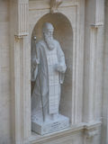Święty Maroun, świętego Peter bazylika, watykan obrazy royalty free