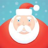 Święty Mikołaj ilustracja wektor