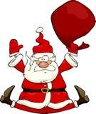 Święty Mikołaj royalty ilustracja