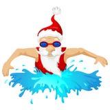 Święty Mikołaj Zdjęcie Stock