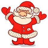 Święty Mikołaj Obraz Royalty Free