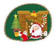 Święty Mikołaj Zdjęcia Stock
