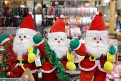 Święty Mikołaj lala, adobe rgb Zdjęcia Royalty Free