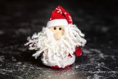 Święty Mikołaj lub ojca mróz Fotografia Stock
