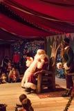 Święty Mikołaj ojca boże narodzenia Obrazy Stock
