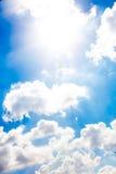 Święty niebo Obraz Royalty Free