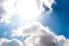 Święty niebo Zdjęcie Royalty Free
