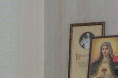 święty obrazka szczegół fotografia stock