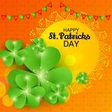 święty Patricks dzień ilustracji